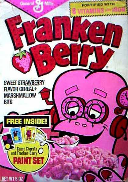 Frankenberry!...